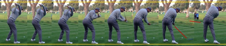 Tiger Woods – The Anatomy of his 2018 Golf Swing