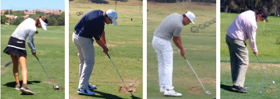 The Main Muscles of the Golf Swing – Their Use and Misuse